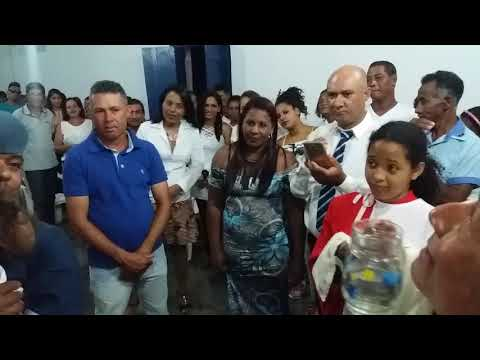 Santa missa em Boa vista do bananal município de cristália mg!(17)