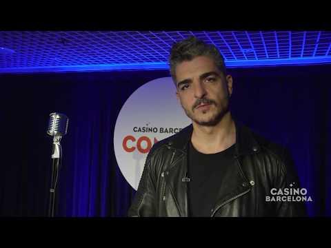 ¡Txabi Franquesa te anima a asistir a nuestra Casino Barcelona COMEDY!