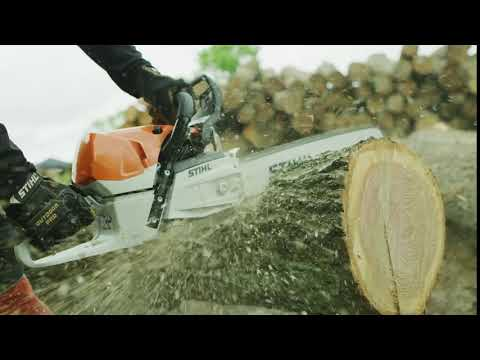 Stihl MS 462 C-M 20 in. in Kerrville, Texas - Video 1