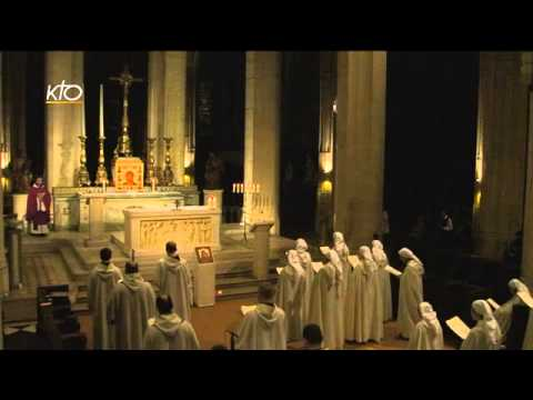 Vêpres et Eucharistie du samedi 02 novembre 2013