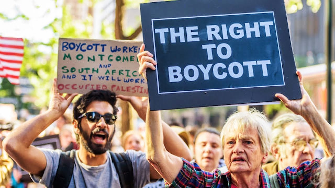 Judge Rules Government Can't Punish You For Boycotting Israel thumbnail