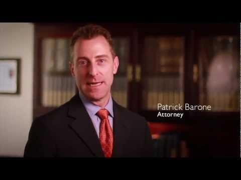 video thumbnail Barone Defense Firm Commercial