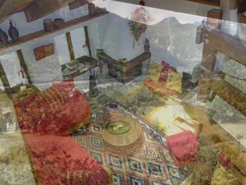 Isigest: La Salle, affittasi stagionalmente caratteristica panoramica mansarda, camino, box, balcone