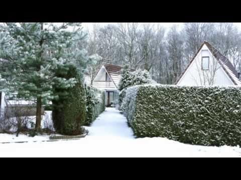 Het Hart van Drenthe in Winter sfeer