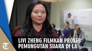 Livi Zheng Filmkan Proses Penghitungan Suara di Los Angeles