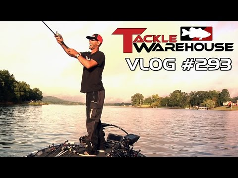 "Michael ""Ike"" Iaconelli Pre-Fishing Lake Chickamauga For The BASS Elite Series Event – VLOG #293"