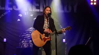 Myles Kennedy Before Tomorrow Comes The Garage Glasgow 20 March 2018