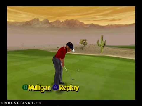 Cyber Tiger / Cybertiger: Woods Golf