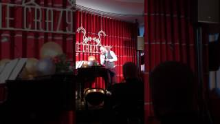 Stuart Matthew Price sings 'Free' by Scott Alan at Live at Zédel New Years Eve 2016