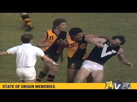 Download The Day Wa Stuck It Up The Vics 1977 State Of Origin Video