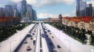 I RUSSI COSTRUIRANNO LA CITTÀ A 500 MILIARDI DI EURO