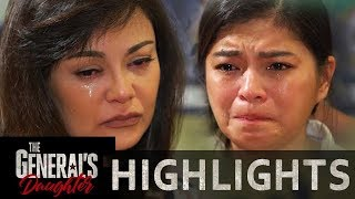 Rhian breaks down as she talks to Corazon | The General's Daughter (With Eng Subs)