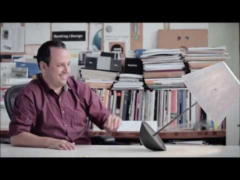 luminis Chefdesigner über das Entwurfsprinizip seiner beweglichen Tischleuchte
