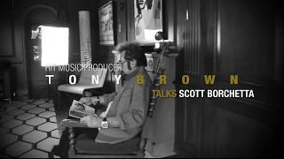 Tony Brown Talks Scott Borchetta