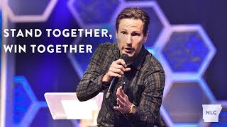 Stand Together, Win Together – Chris Ochterbeck