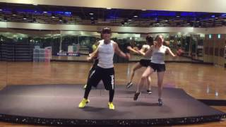 high intensive workout_12th part cardio dance by 潘若迪