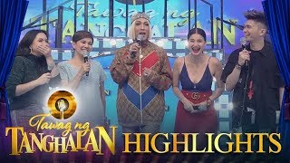 Tawag ng Tanghalan: Vice Ganda feels like garbage every time Liza Soberano is present