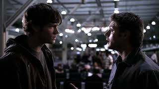 Supernatural 1x04. Sam and Dean. It knew about Jessica
