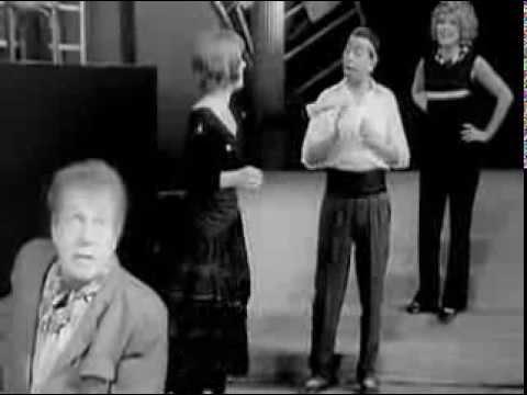 Fantom operety - scéna: Taneční zkouška