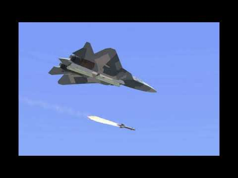 🌍 Истребители Су 57 оснастят новейшими ракетами 🌍