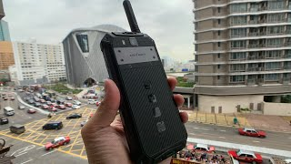 Ulefone Armor 3T Unboxing + Hands-On: Walkie Talkie Phone With IP69 Shock Resistance