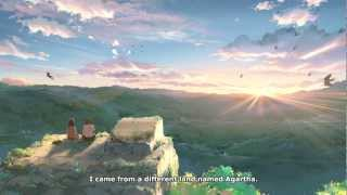REEL ANIME 2012 CHILDREN WHO CHASE LOST VOICES TRAILER English Subtitles HD