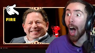 Asmongold Reacts To FIRE Activision CEO Bobby Kotick
