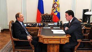 Путин выбрал преемника