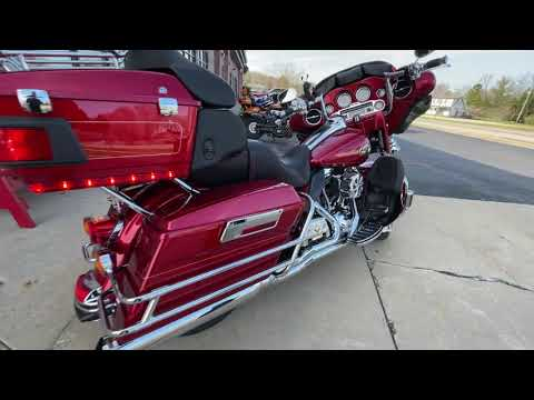 2013 Harley-Davidson Ultra Classic® Electra Glide® in Muskego, Wisconsin - Video 1