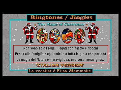 The Magic of Christmas' Elisa Mammoliti Italian Version