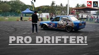 Toyota Corolla Drift
