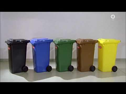 Lach- und Sachgeschichten : Mülltonne