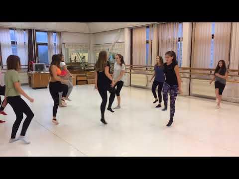 Violin Művészeti Iskola mentorprogram Rumba gyakorlás