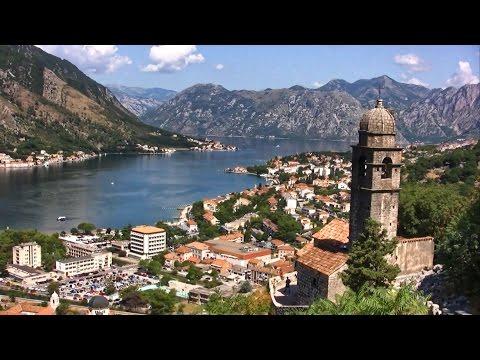 Kotor & The Bay of Kotor, Montenegro in