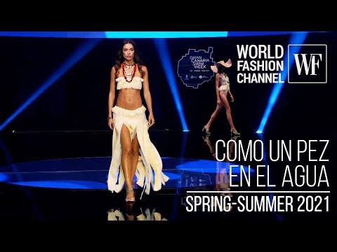 Como Pez En El Agua   spring-summer 2021   Gran Canaria Swim Week