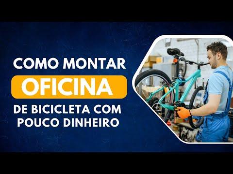 COMO MONTAR UMA OFICINA DE BICICLETAS | IDEIAS DE NEGCIO