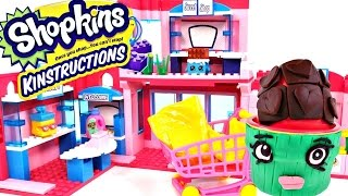 Shopkins Kinstructions Fancy Boulique [Kids Tube]
