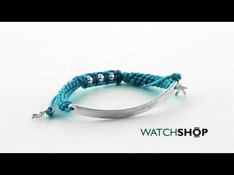 Thomas Sabo Jewellery Ladies' Sterling Silver Love Bridge Bracelet 13-19 Cms (LBA0059-173-1-L19V)