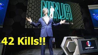 NINJA'S COMBINED 42 KILLS AT NINJA VEGAS EVENT '18!!