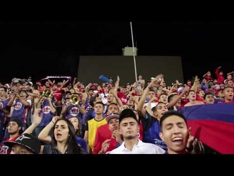 """""""El Aguante de la Rexixtenxia / Independiente Medellín vs Atlético Tucumán / Copa Libertadores"""" Barra: Rexixtenxia Norte • Club: Independiente Medellín • País: Colombia"""
