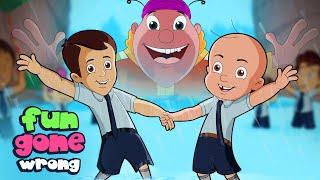 Mighty Raju - School Water Park Picnic | Fun Kids Videos | Fun Cartoon for Kids in Hindi