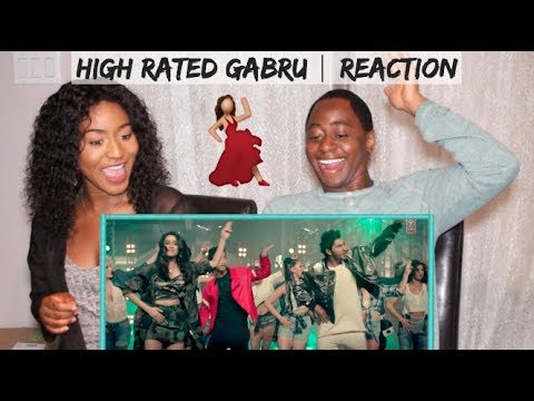 High Rated Gabru -  Guru Randhawa, Manj Musik | REACTION