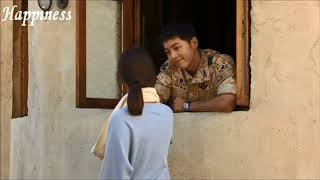 DVD Cut Director Descendant of the Sun - Collection of Making Drama Songsong Couple