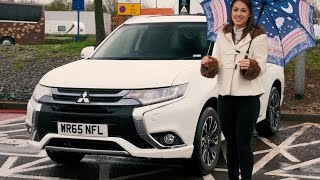 Mitsubishi Outlander PHEV 2016 review | TELEGRAPH CARS