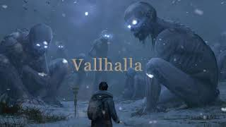 Kadr z teledysku Valhalla tekst piosenki Kartky