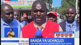 Hali ilipo Eldoret wakenya wakingoja uchaguzi wa pili wa urais