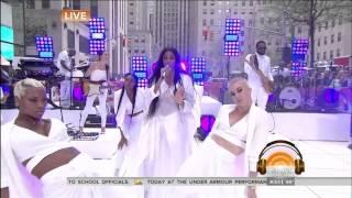 Ciara   I Bet Remix (Today Show 5 5 15)