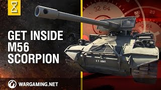 Inside the Chieftain's Hatch: M56 Scorpion Part 2