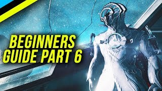 WARFRAME Beginners Guide Part 6 - How To Build Frost, Lech Kril  Captain Vor, Ceres Junction
