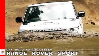 Range Rover Sport Off Road Capabilities